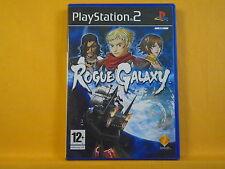 ps2 ROGUE GALAXY An RPG Adventure Playstation PAL ENGLISH Version