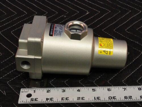 "SMC AME350-03B-R Super Mist Sperator 3//8/"" Port Rc BSPT thrd IN-OUT w// Brkt K31"