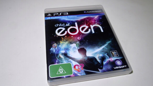 Child of Eden PS3 Video Game   Sony PlayStation 3   BRAND NEW