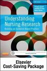 Understanding Nursing Research - Text and Study Guide Package: Building an Evidence-Based Practice by Assistant Professor of Political Science Nancy Burns, Jennifer R Gray, Susan K Grove (Paperback / softback, 2014)