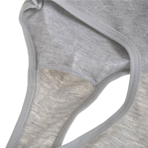 Teens Girls Sports Bra Puberty Gym Underwear Wireless with Chest Pad Cotton /_OCU