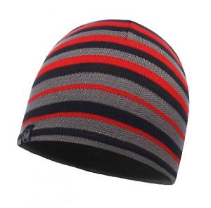 9775e4e2e660cd Image is loading Buff-Laki-Stripes-Knitted-amp-Polar-Hat