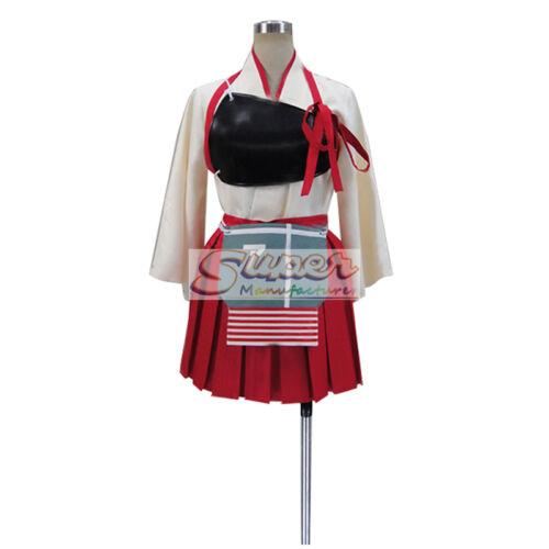 Kantai Collection Akagi Uniform COS Clothing Cosplay Costume
