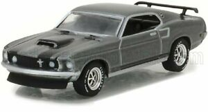 GREENLIGHT 1/64 FORD USA   MUSTANG BOSS 429 COUPE 1969 - JOHN WICK MOVIE I   ...