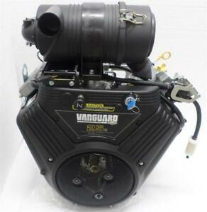 Details about Briggs & Stratton Vanguard Engine 25 HP 896cc 1-1/8