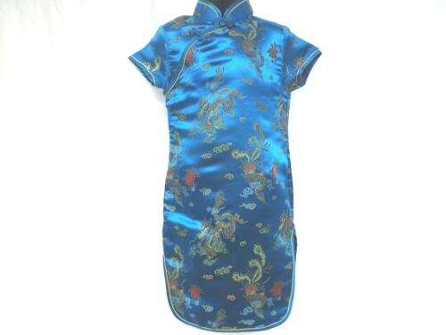 Girls Oriental Chinese Kimono Style  Dress 1-2yrs to 13-14yrs Children/'s