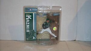 McFarlane MLB Baseball Series 19 Scott Kazmir Tampa Bay Devil Rays Action Figure