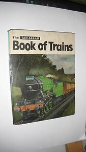 Ian Allan Book of Trains - <span itemprop=availableAtOrFrom>Swansea, United Kingdom</span> - Ian Allan Book of Trains - Swansea, United Kingdom