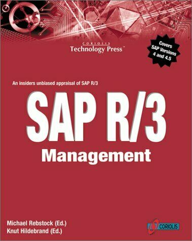 SAP R 3 Management  A Manager s Guide to SAP R 3