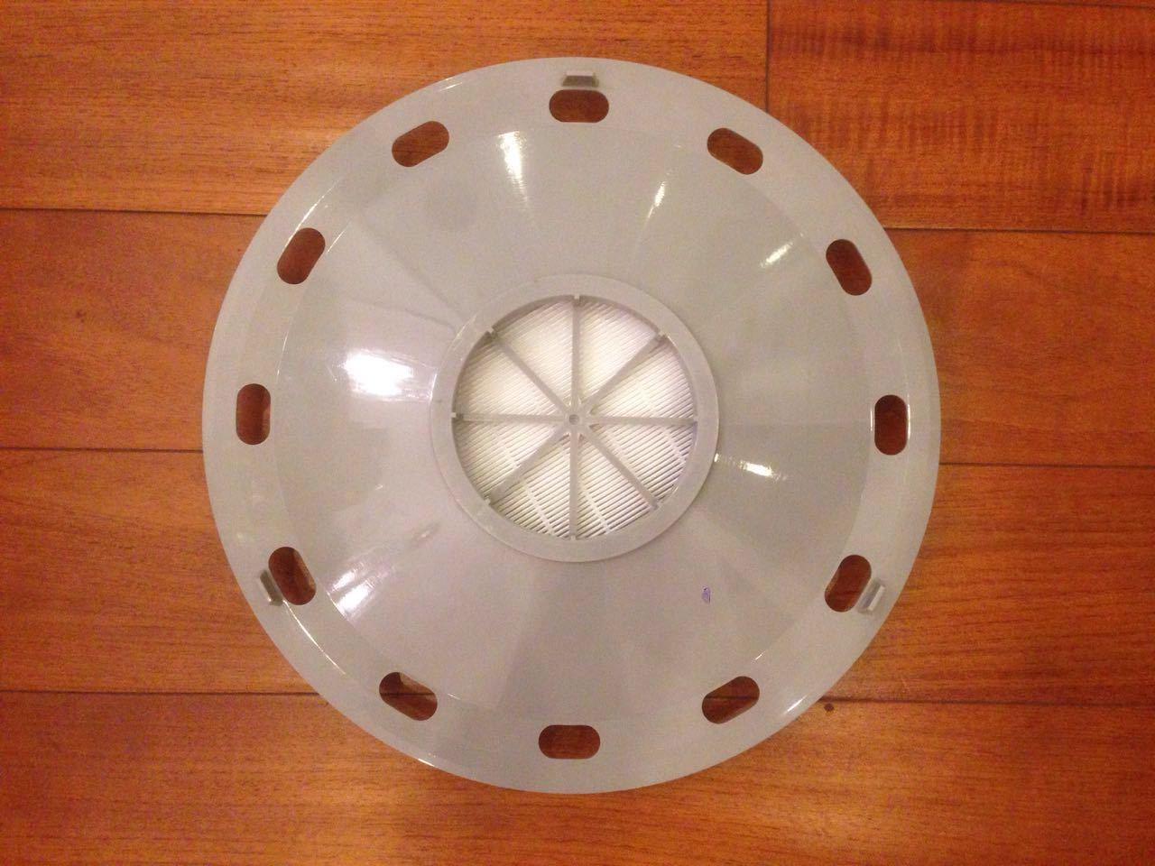 HEPA filter fits Pullman Holt PV930 Euroclean GD930 Nilfisk GD930--Free shipping