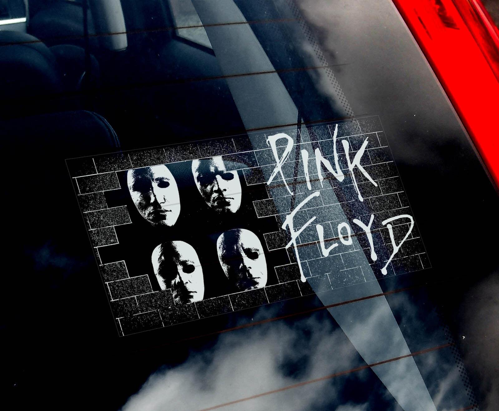 LED Zeppelin-Car Window Sticker-Band Decal Laptop Rock Music Symbols