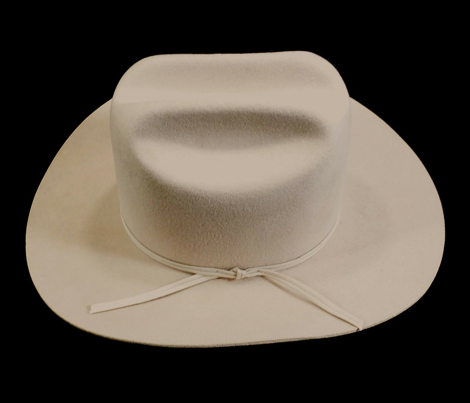 Reed Hill  Western Hat Bone Fur Blend 63 4  - Made in USA  comfortably