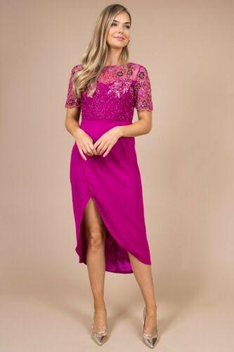 Virgos Lounge Rahaya Dress Pink