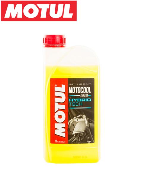 Liquide de refroidissement Motul Motocool Expert 1L -37°C