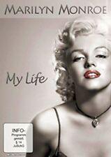 MARILYN MONROE - MY LIFE Biografie Dokumentation DVD Neu
