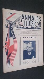 Las Anales ILUSIÓN N º 10 París 1945 ABE