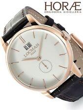 Orologio uomo Locman collezione 1960 0252V10-RGAVRGPT pelle bianco PVD oro rosa