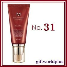 *NEW* MISSHA M Perfect Cover BB Cream #31, 50ml  (Full Size) -U.S.A.Seller