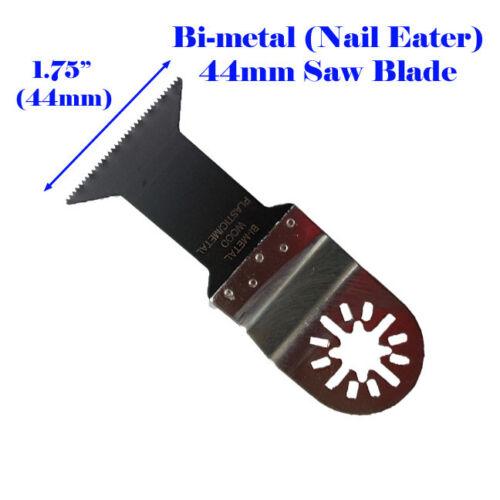 8 Oscillating MultiTool Saw For Blade Fein Multimaster Makita Ridgid Bosch Ryobi