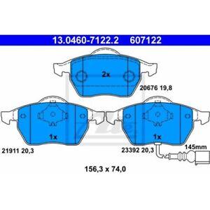 ATE-Bremsbelagsatz-Scheibenbremse-AUDI-A3-8L1-AUDI-TT-8N3-AUDI-TT-Roadste