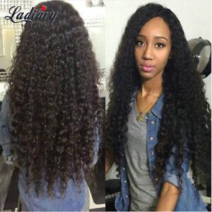 16-18-20-300g-Mongolian-Human-Hair-Extension-Virgin-Afro-Kinky-Curly-Hair-Weave
