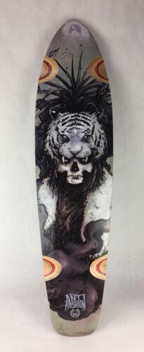 """TRIBAL Longboard Downhill Freeride Quality Skateboard 8 ply 9.5/"""" x 37.75 /"""" D03"""