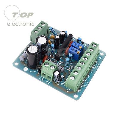 VU meter driver board db Niveau Audio Amplificateur de puissance PCB Board for TA7318P