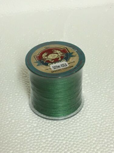 DAOUD Gaining 4 strands braided reen fishing line 40lbs-0.25mm
