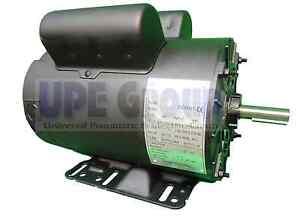 electric motor. Image Is Loading 5hp-SPL-1ph-Air-Compressor-Electric-Motor-replaces- Electric Motor P