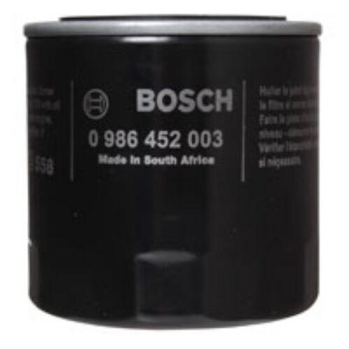 Chrysler Dodge Jeep Commander Grand Cherokee Wrangler Bosch Oil Filter