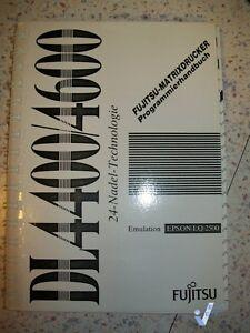 Matrixdrucker-Programmierhandbuch-fuer-Fujitsu-Drucker-DL4400-DL4600-deutsch