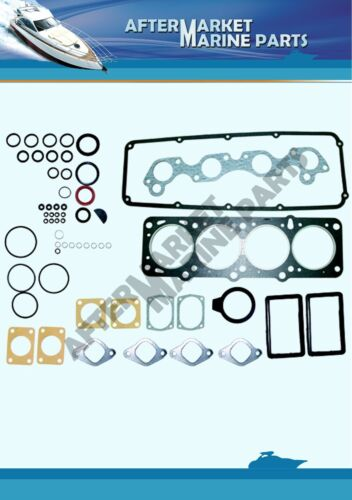 Volvo Penta AQ120B AQ125A AQ140A head gasket set replace 876300 875587 1378645