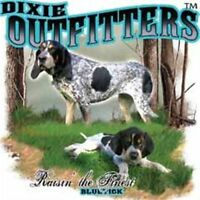 T-shirt Shirt Hunt Coon Hunter Bluetick Dog Hound Raccoon Dixie Outfitters