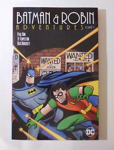 Batman-and-Robin-Adventures-1-2016-DC-Comics-TPB-1st-Print-New