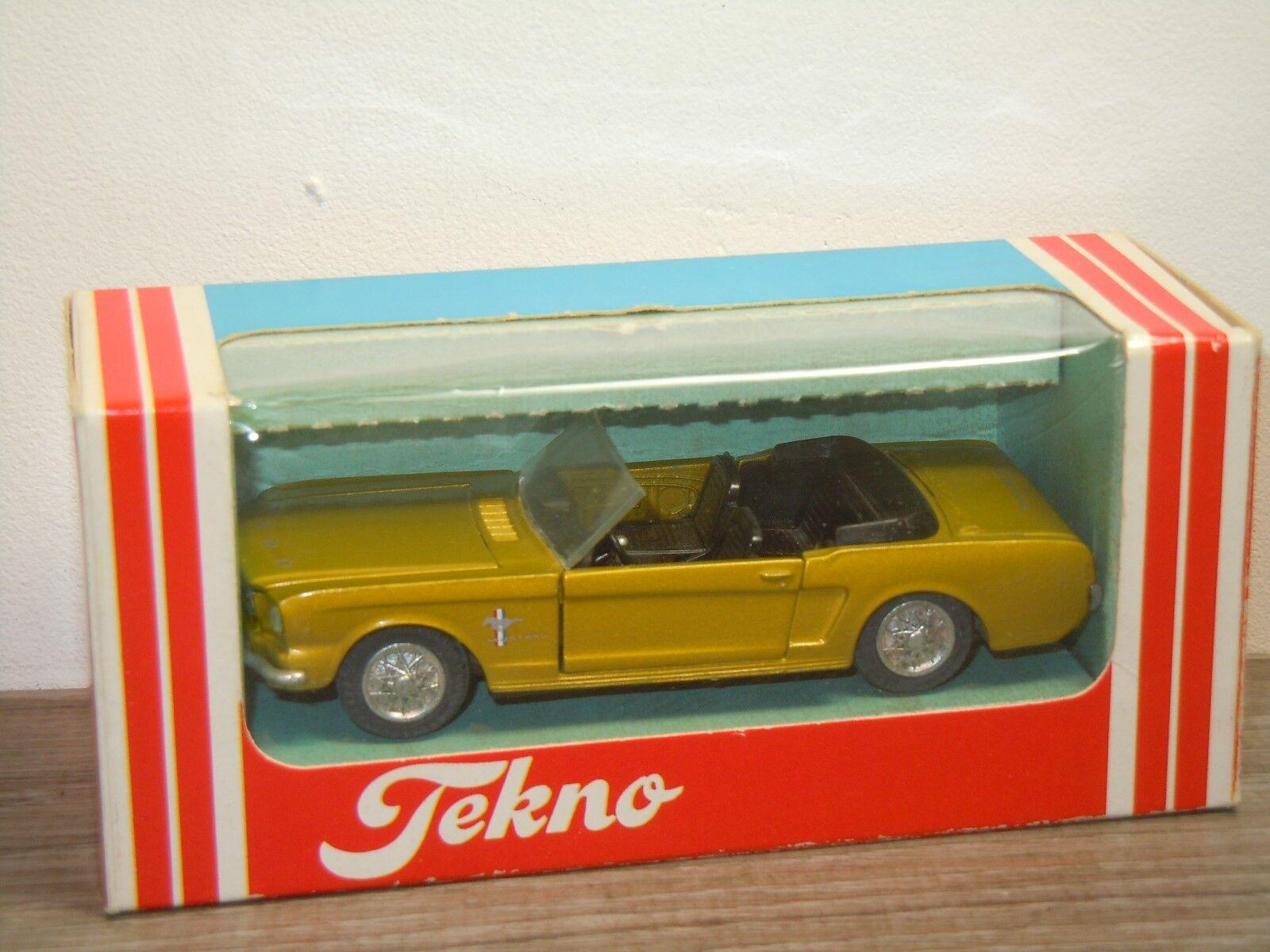il più recente Ford Mustang Converdeible - Tekno Denmark in scatola 36361 36361 36361  consegna veloce e spedizione gratuita per tutti gli ordini