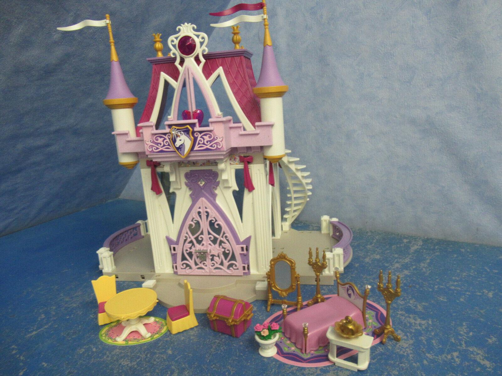 5474 Castello  di cristtuttio mobili ampliamento a 9469 Crystal Palace PLAYMOBIL 8595  moda