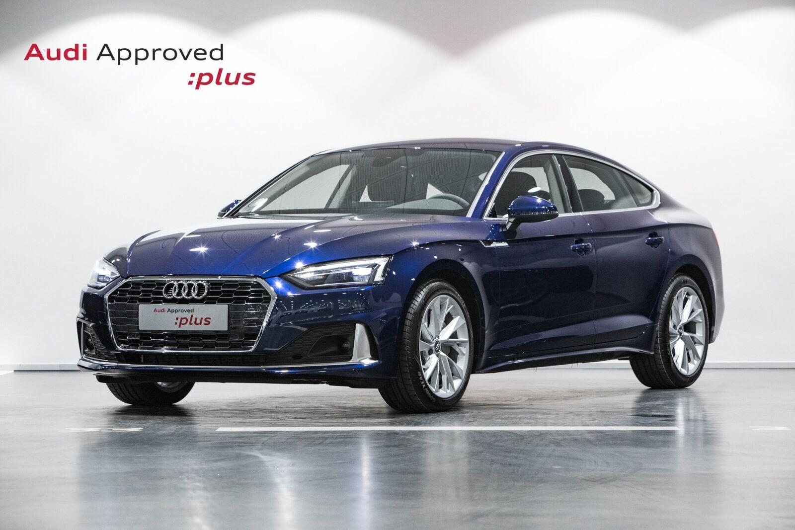 Audi A5 40 TDi Advanced SB S-tr. 5d - 484.900 kr.