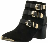 Report Signature Women's Fairfield Bootie Size 5 Color Black Was $ 119