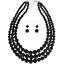 Fashion-Women-Crystal-Necklace-Bib-Choker-Pendant-Statement-Chunky-Charm-Jewelry thumbnail 34