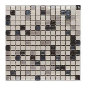 CERAMICA DI TREVISO mosaico da rivestimento 2x2 MIX 012 chiaro ...