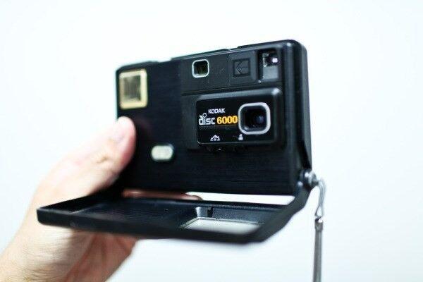 Kodak, 2 stk Vintage. Disc 4000 & 6000