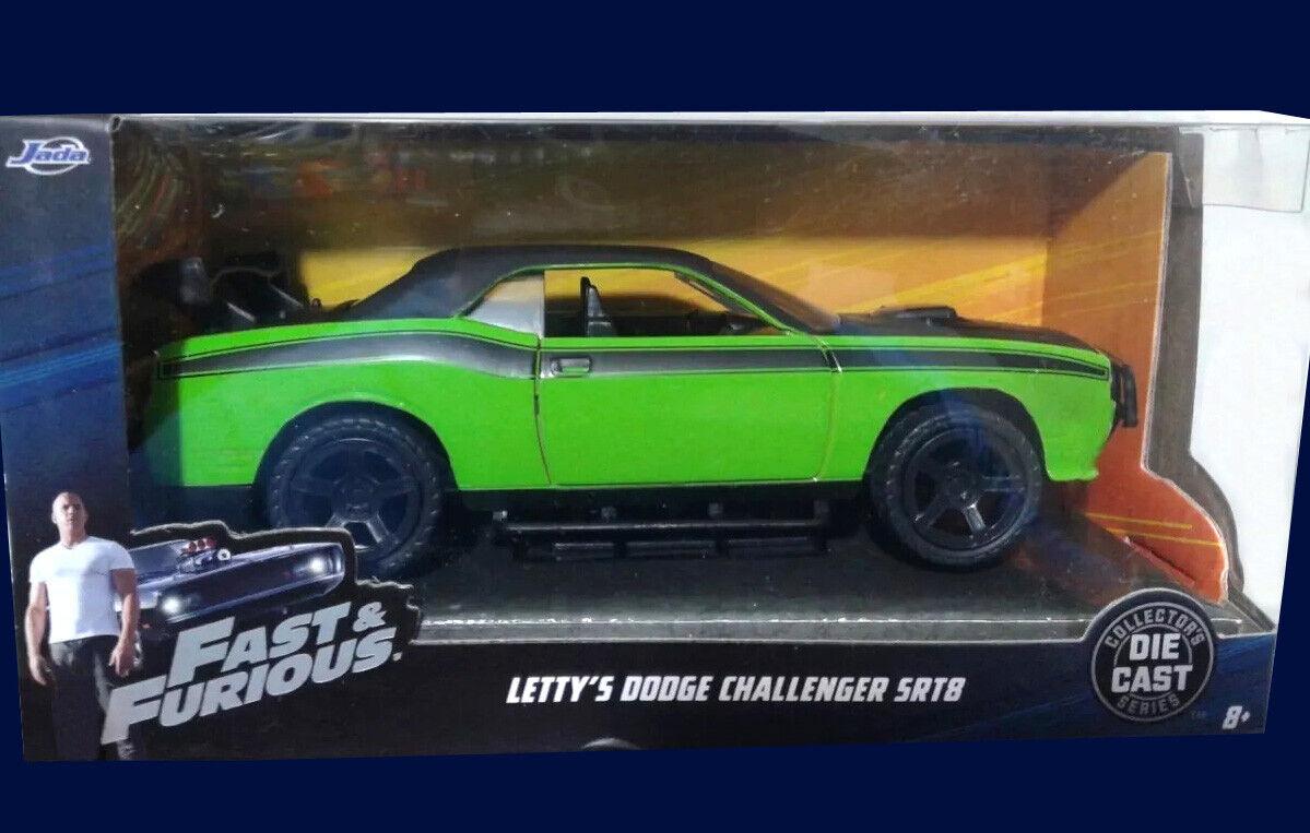 Dodge Challenger SRT8-Fast & Furious Rapido Y bissl FURIOSO Nº 12 la Nacion Argentina
