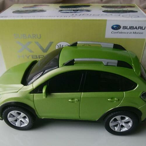 Minicar Subaru XV HYBRID EyeSight Novelty Japan