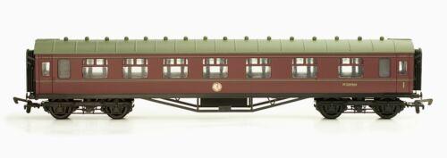 Dapol 4P-010-033 Personenwagen 60ft Stanier corridor compartment BR Spur 00
