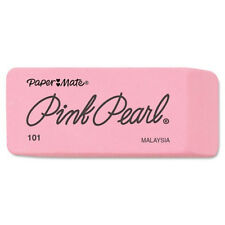 Paper Mate Pink Pearl Erasers Box of 12