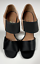 Indexbild 2 - Prada Iconic Retro Satin Sandals Shoes Slingback Schuhe Peep Open Toe Pumps 39
