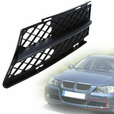 RIGHT BMW 3 E90//E91 2008-2012 NEW FRONT BUMPER FOG GRILLE MOULDING LEFT