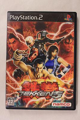 Tekken 5 [Japan Import] 4907892015807 | eBay