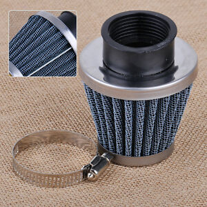 38mm-Air-Filter-Cleaner-50cc-110-125cc-Dirt-Bike-ATV-Quad-GY6-Moped-Scooter-XQ