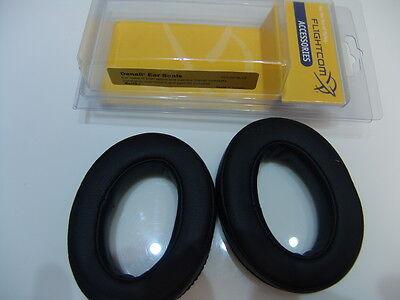 NEW GENUINE FLIGHTCOM AVIATION  EAR CUSHIONS PADS for DENALI p//n 103-0019-10